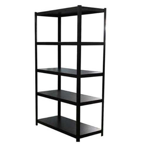 5 Layers Metal Shelves Boltless Shelving 900x400x1830mm