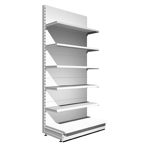 Supermarket Shelves Compatible With Tegometall Shelving