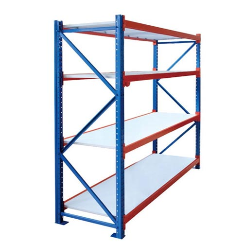4 Layers Light Duty Warehouse Racks 2000x500x2000mm