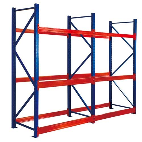 3 Layers Heavy Duty Warehouse Pallet Racking 2000x1000x3000mm