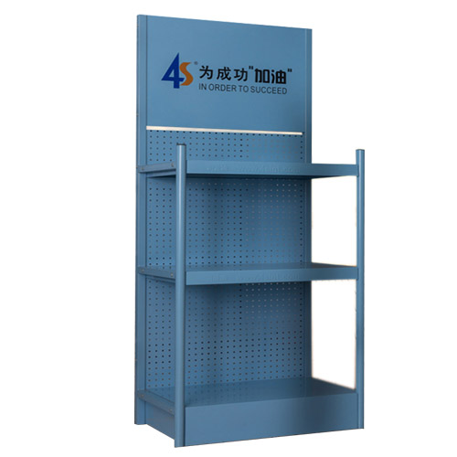 Lubricating Oil Display Shelf
